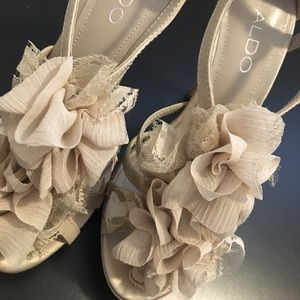 Party Shoes - Aldo Brand - brand new condition